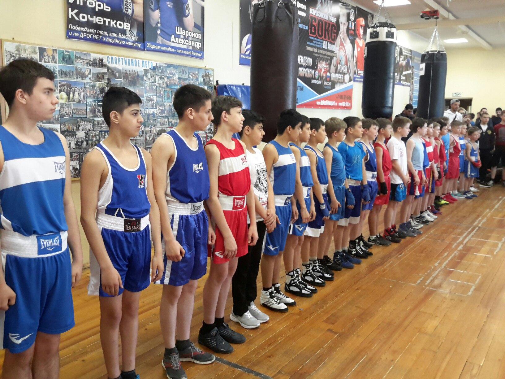 Все тренеры по боксу в балашихе
